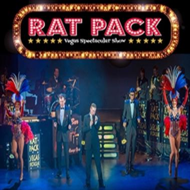 Rat Pack Vegas Spectacular Show UK Tour 2016 (Mar-Dec 2016)