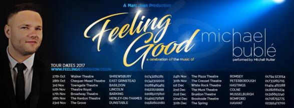 'Feeling Good' UK Tour 2017/18