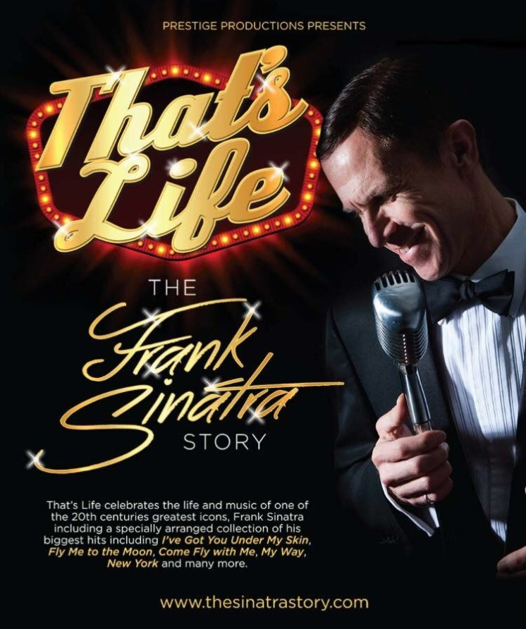 'That's Life: The Frank Sinatra Story' 2017 UK Tour