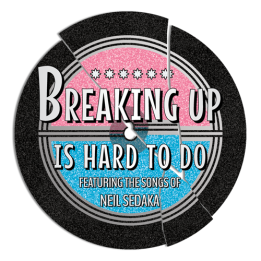 'Breaking Up Is Hard To Do' at Upstairs at the Gatehouse 2017
