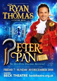 Peter Pan Hayes December 2018